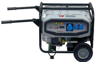Generatore Elettrico Wacker Neuson MG5 pieno